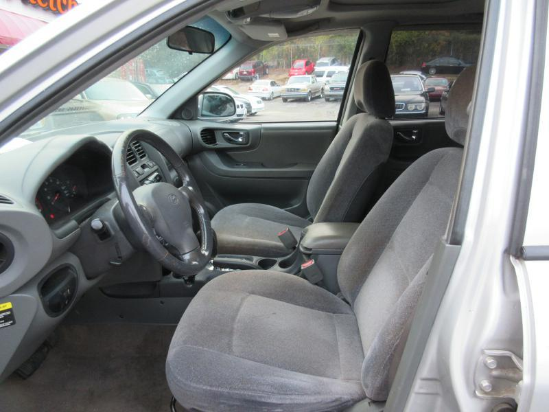 2003 Hyundai Santa Fe GLS 4dr SUV - Augusta GA