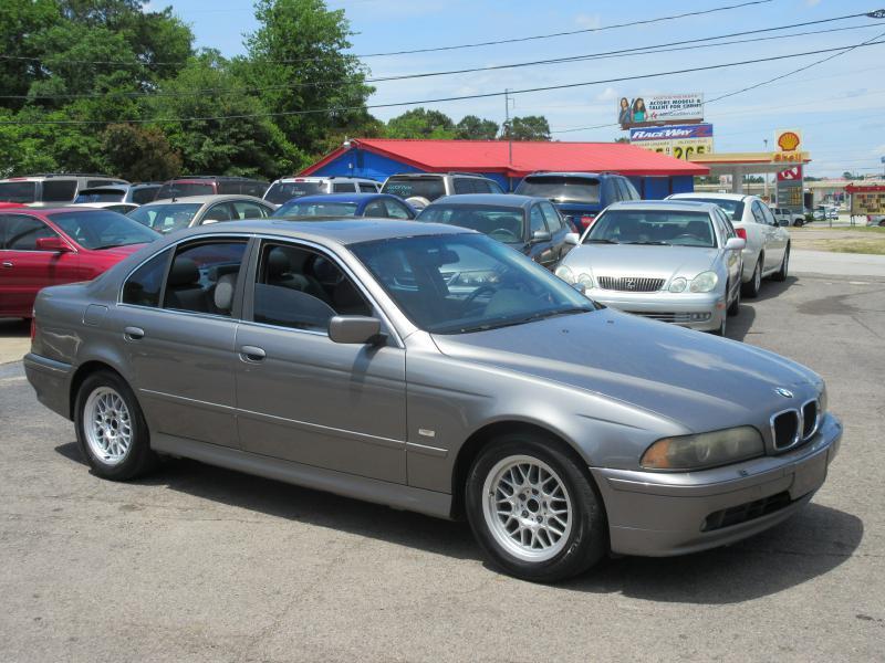 2002 BMW 5 Series 525i 4dr Sedan - Augusta GA
