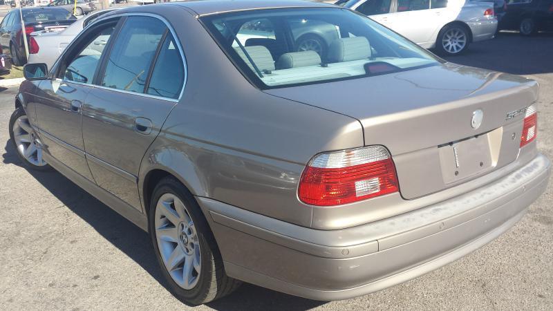 2002 BMW 5 Series 525i 4dr Sedan - Augusta GA