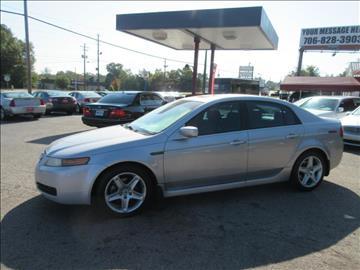 2005 Acura TL for sale in Augusta, GA