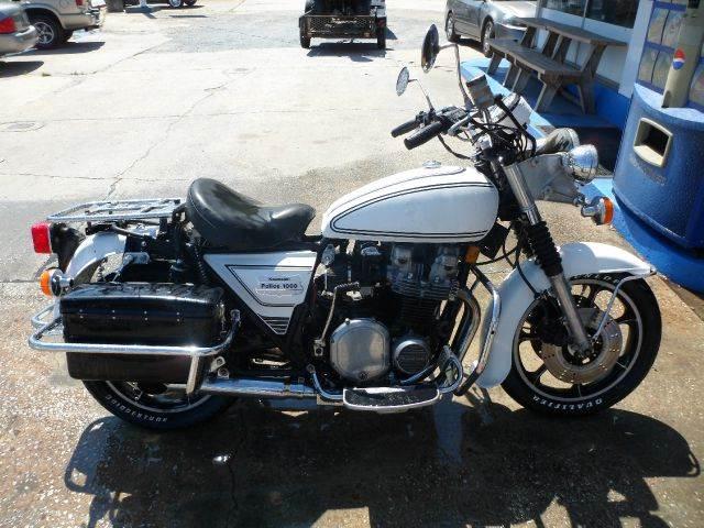 1980 Kawasaki k21000