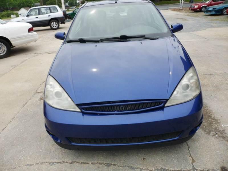 2003 Ford Focus SVT SVT 2dr Hatchback - Chesterfield SC