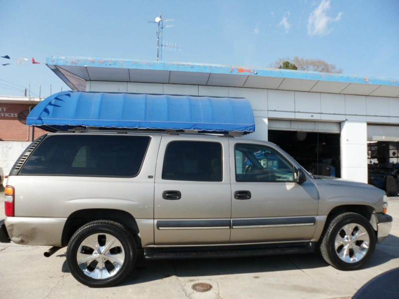2002 Chevrolet Suburban 1500 LS 2WD 4dr SUV - Chesterfield SC