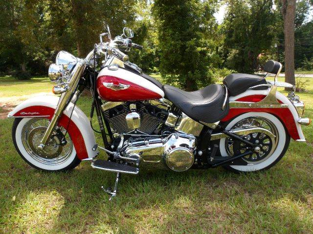 2013 Harley-Davidson FLSTN1