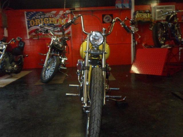 1972 Harley-Davidson Sportster  - Chesterfield SC