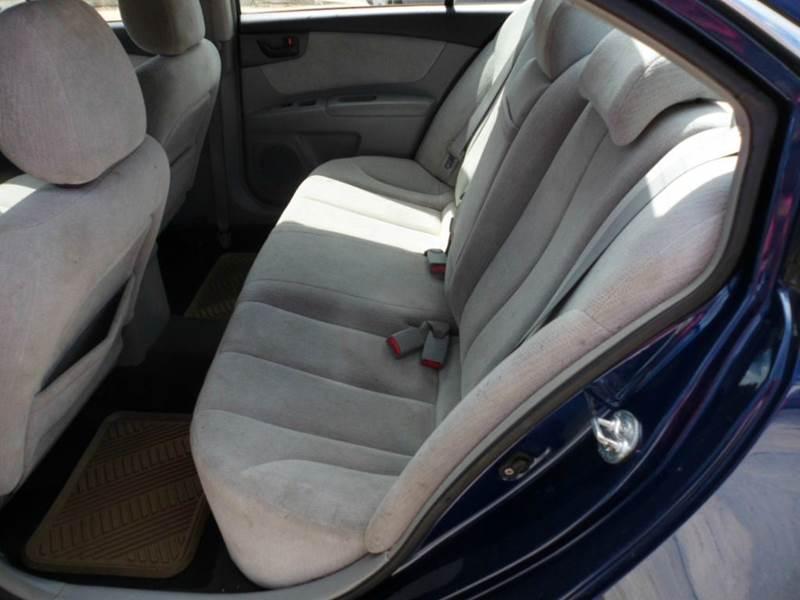 2008 Kia Optima LX 4dr Sedan (2.7L V6 5A) - Chesterfield SC