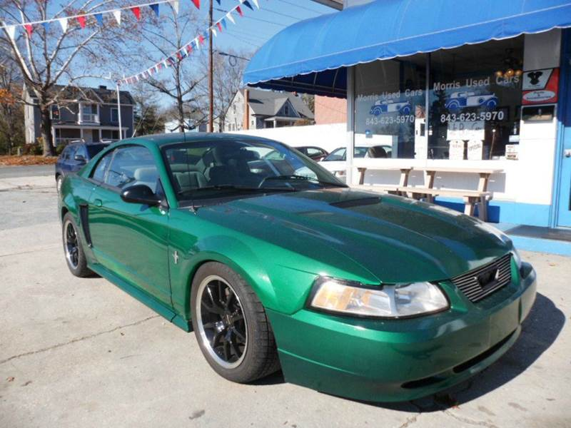 2000 Ford Mustang Base 2dr Coupe - Chesterfield SC