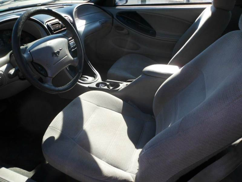 2000 Ford Mustang 2dr Coupe - Chesterfield SC