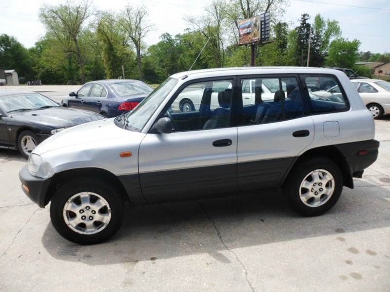 1997 Toyota RAV4 AWD 4dr SUV - Chesterfield SC