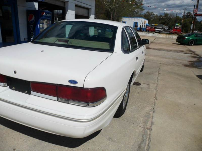 1997 Ford Crown Victoria Police Interceptor 4dr Sedan - Chesterfield SC