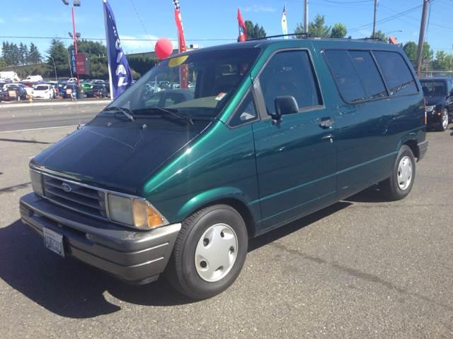 1995 Ford Aerostar