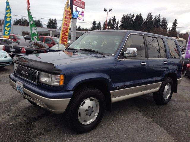 1994 Isuzu Trooper