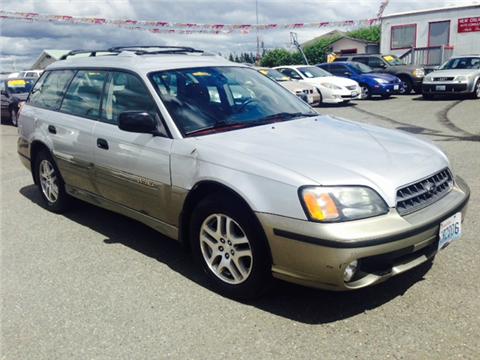 2003 Subaru Outback for sale in Everett, WA
