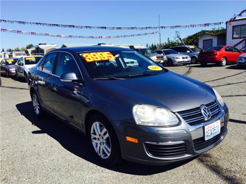 2007 Volkswagen Jetta for sale in Everett, WA
