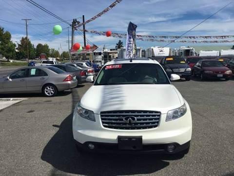 Stevens Creek Infiniti >> New Creation Auto Sales - Used Cars - Everett WA Dealer