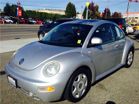 2000 Volkswagen New Beetle for sale in Everett, WA