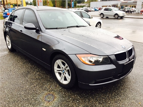 2008 BMW 3 Series for sale in Everett, WA