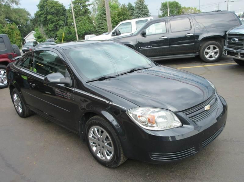 2010 Chevrolet Cobalt Lt 2dr Coupe In Monroe Mi A1 Motors