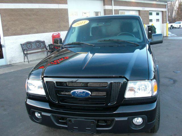 2011 Ford Ranger Xlt 4x4 4dr Supercab Fx4 In Monroe Toledo