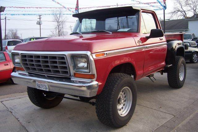 1979 Ford F150 4x4 For Sale Stepside Short Box Autos Post