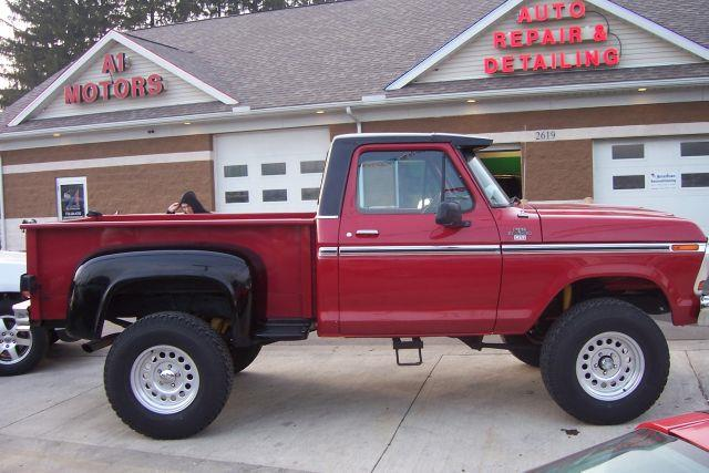 1979 Ford Stepside For Sale http://www.a1motorsales.com/1979_Ford_F150