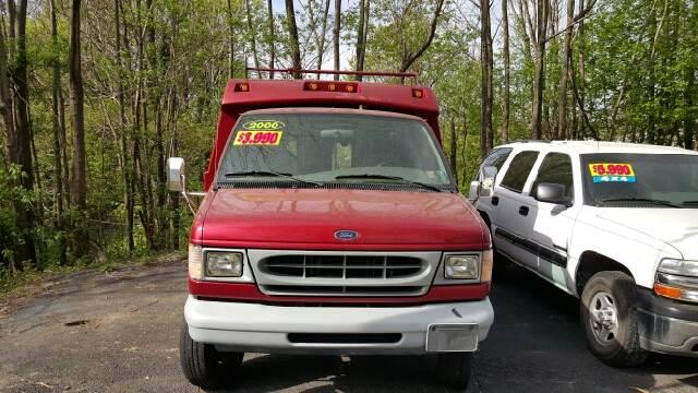 2000 Ford E-350