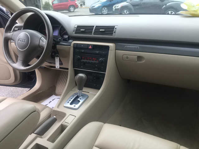 2004 Audi A4 AWD 1.8T quattro 4dr Sedan - Ludlow MA