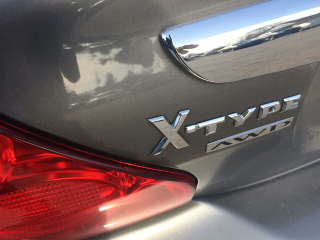 2007 Jaguar X-Type 3.0L AWD 4dr Sedan - Ludlow MA
