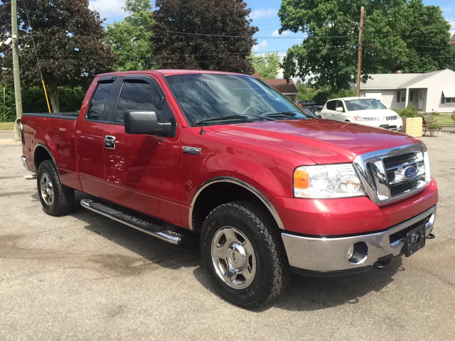 2007 ford f 150 xlt 4dr supercab 4wd styleside 5 5 ft sb for Beachside motors ludlow ma