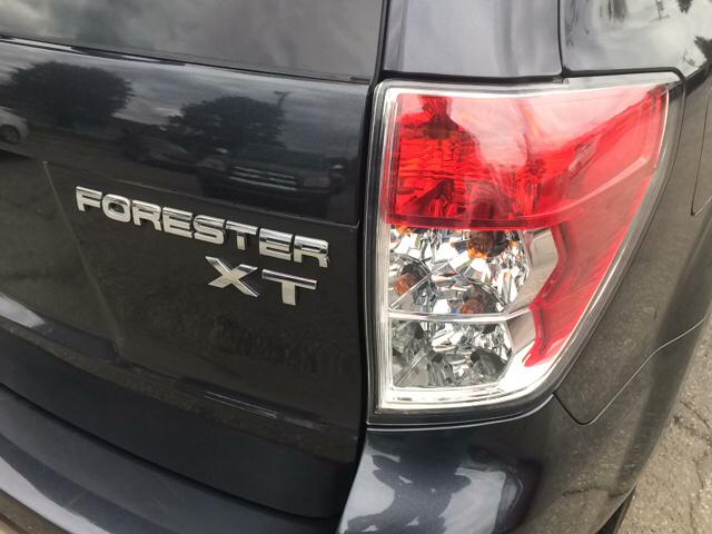2009 Subaru Forester AWD 2.5 XT Limited 4dr Wagon 4A w/Navigation - Ludlow MA