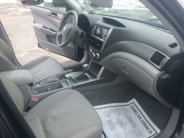 2009 Subaru Forester 2.5 XT Limited AWD 4dr Wagon 4A w/Navigation - Ludlow MA