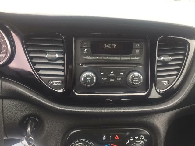 2013 Dodge Dart SE 4dr Sedan - Ludlow MA