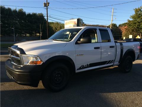 2010 dodge ram pickup 1500 for sale in massachusetts for Beachside motors ludlow ma