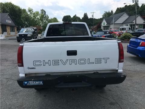 2000 Chevrolet C/K 2500 Series