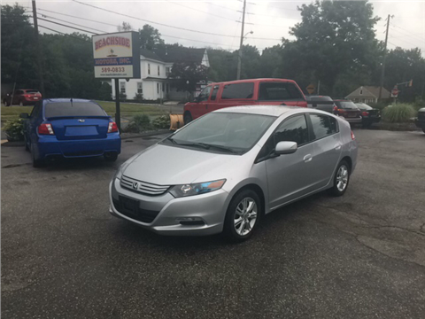 2011 Honda Insight for sale in Ludlow, MA