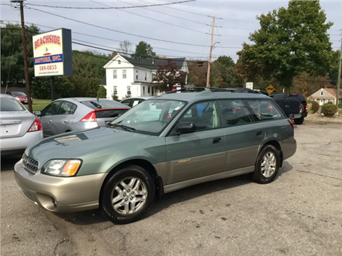 2003 Subaru Outback for sale in Ludlow, MA