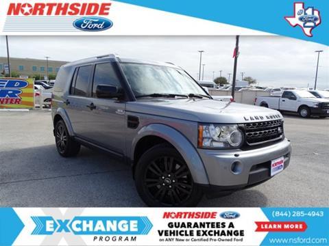 2012 Land Rover LR4 for sale in San Antonio, TX