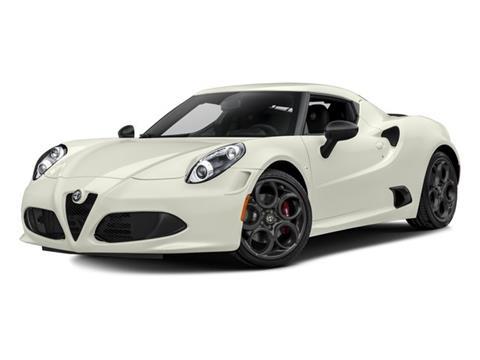 2016 Alfa Romeo 4C for sale in San Antonio, TX