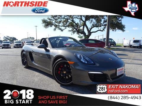 2014 Porsche Boxster for sale in San Antonio, TX