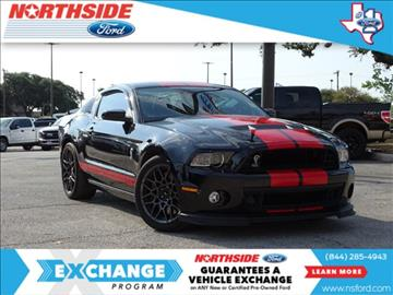 2013 Ford Shelby GT500 for sale in San Antonio, TX