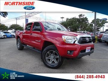 Toyota Tacoma For Sale San Antonio Tx Carsforsale Com