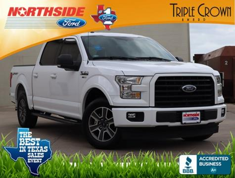 2017 Ford F-150 for sale in San Antonio, TX
