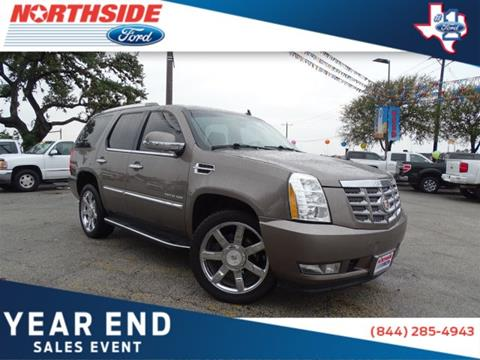 2012 Cadillac Escalade for sale in San Antonio, TX