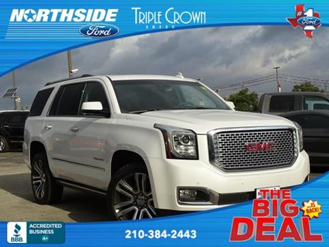 2017 GMC Yukon for sale in San Antonio, TX