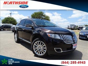 Lincoln mkx for sale san antonio tx for Thunderbird motors san antonio tx
