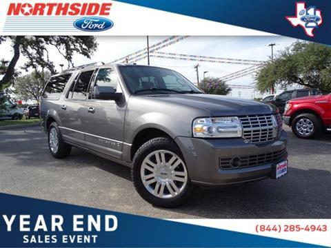 2014 Lincoln Navigator L for sale in San Antonio, TX