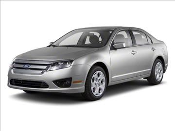 2010 Ford Fusion for sale in San Antonio, TX