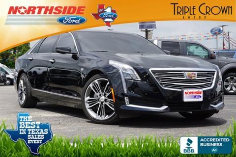 Cadillac San Antonio >> 2018 Cadillac Ct6 For Sale In San Antonio Tx