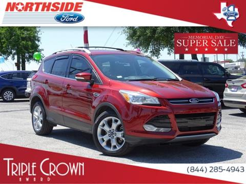 2015 ford escape for sale in san antonio tx. Black Bedroom Furniture Sets. Home Design Ideas