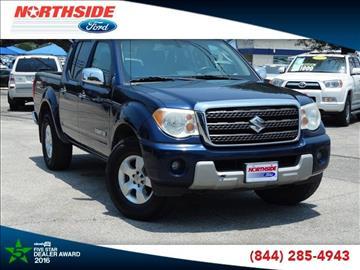 2011 Suzuki Equator for sale in San Antonio, TX